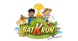 logo bat k run